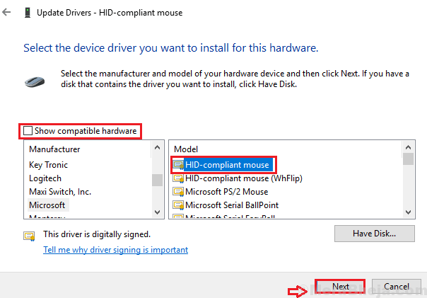 Fix Wireless Mouse not Working on Windows 10 [Solved]