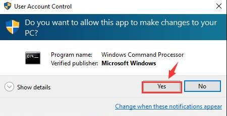 Uac Command Prompt
