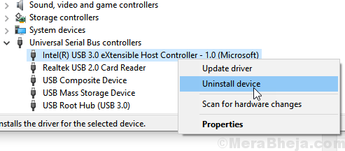 Uninstall Usb Controller