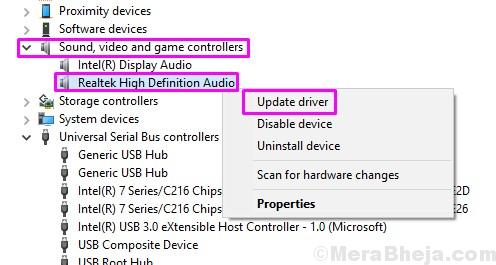 Update Realtek Hd Audio