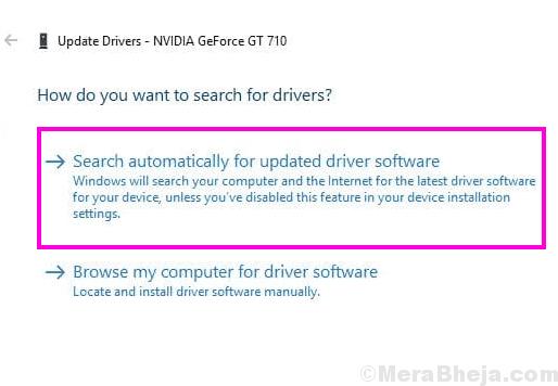 Auto Update Driver Verifier Detected Violation Windows 10