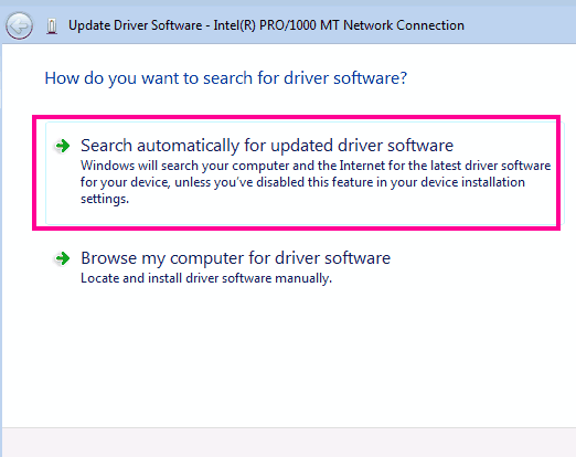 Auto Update Fix Driver Power State Failure Error Windows 10