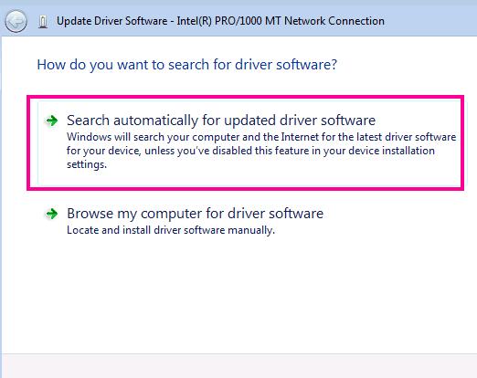 Auto Update Fix Snaptics Smbus Driver Issue
