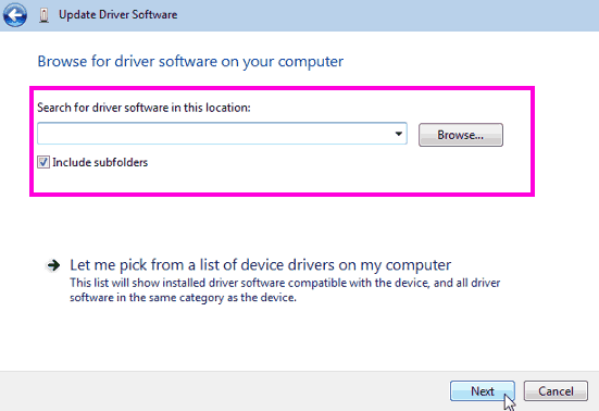 Browse Driver Fix Nvidia Installer Cannot Continue Error Windows 10