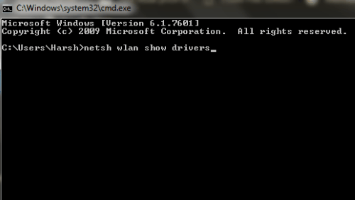 Cmd1 5ghz Wifi Not Showing Up Windows 10