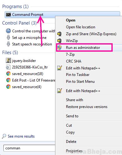 Cmd Err Network Changed Chrome