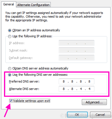 Dns Err Network Changed Chrome