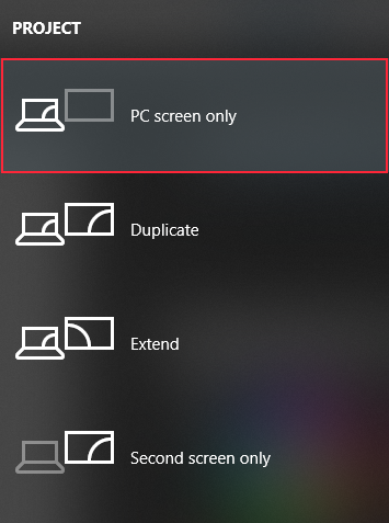Easy Display Changer