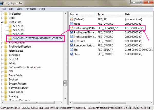 Profile User Profile Service Failed The Logon Windows 10