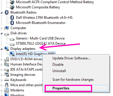 Properties Fix Driver Power State Failure Error Windows 10