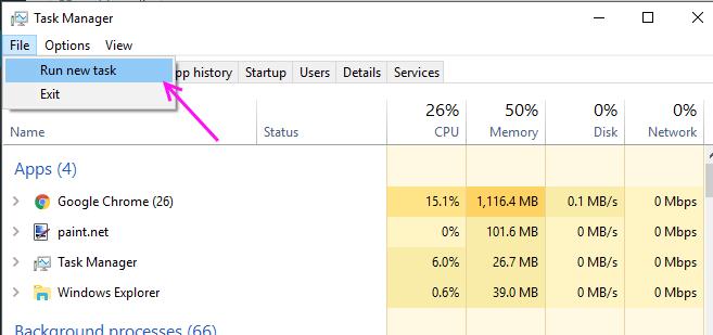 Fix Windows Key Not Working in Windows 10 [Resolved]