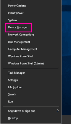Start Device Manager Fix Snaptics Smbus Driver Issue