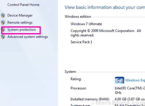 System Protection Driver Verifier Detected Violation Windows 10