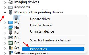 Touchpad Properties Min