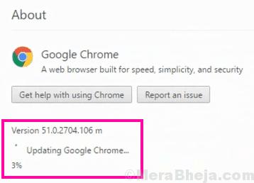 Update Chrome Err Ssl Version Interference