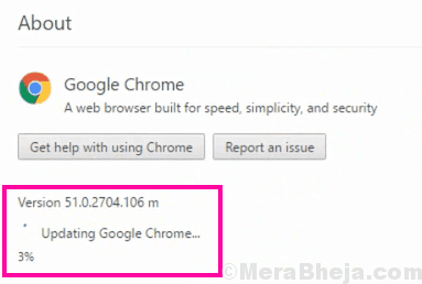 Update Err Tunnel Connection Failed Chrome