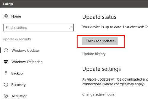 Update Windows 2 Outlook Not Responding