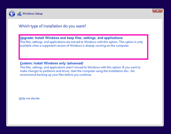 Upgrade Fix The Drive Where Windows Is Installed Is Locked Windows 10 Error