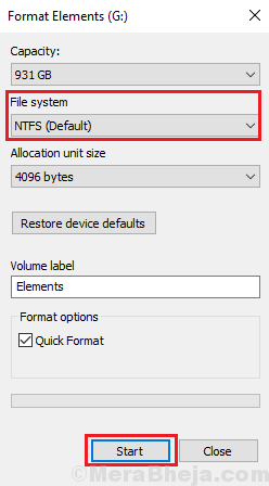 Ntfs Partition