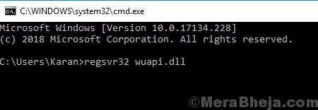 Reregister Dll Files