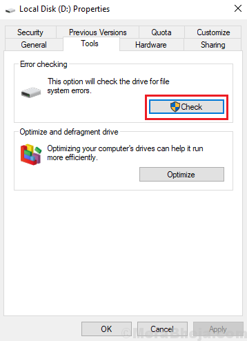 Fix Unknown Hard Error on Windows 10 (solved)