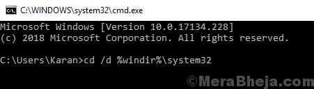 System 32 Folder