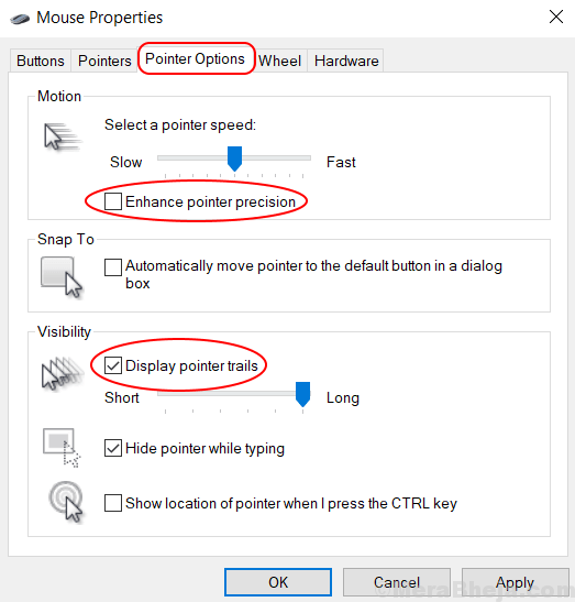 Additional Mouse Options Display Pointer Trails Min (1)