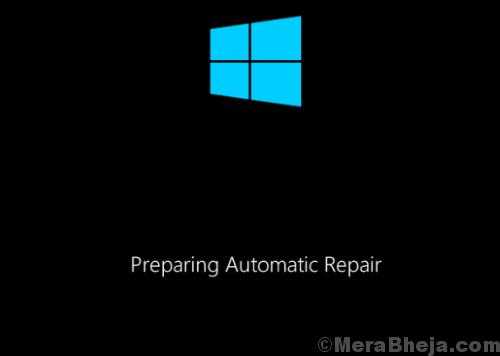 Auto Repair Inaccessible Boot Device Windows 10