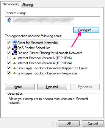 Config Ethernet Doesnt Have A Valid Ip Configuration