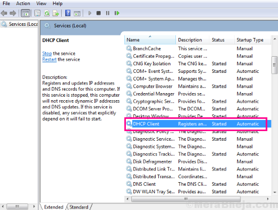 Dhcp Ethernet Doesnt Have A Valid Ip Configuration