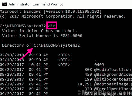 Dir Inaccessible Boot Device Windows 10