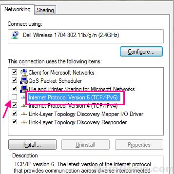 Ipv6 Ethernet Doesnt Have A Valid Ip Configuration