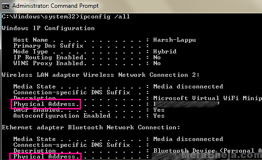 Mac Ethernet Doesnt Have A Valid Ip Configuration