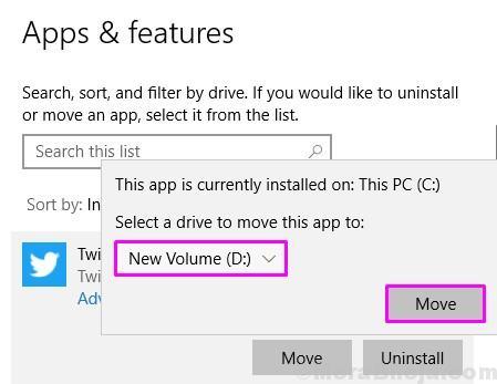 Move App 1