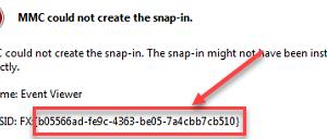 Snapins Registry Folders 1