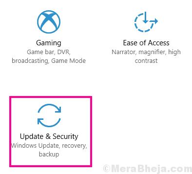 Update N Security