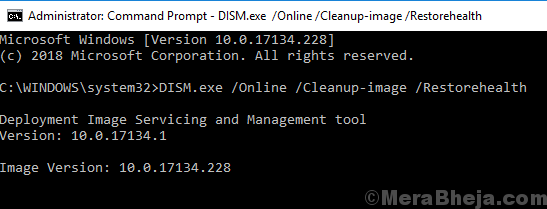 Dism Command