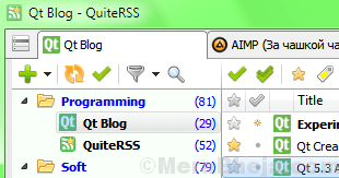 Quite Rss Reader Min