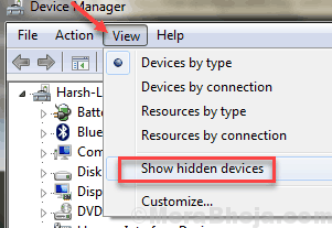Show Hidden Files