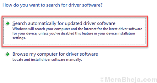 Update Driver Mouse