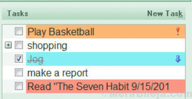 Efficient Calendar