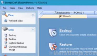 Storagecraft Backup
