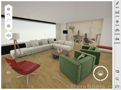 Amikasa Interior Desing 3d