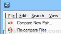 Aptdiff File Compare