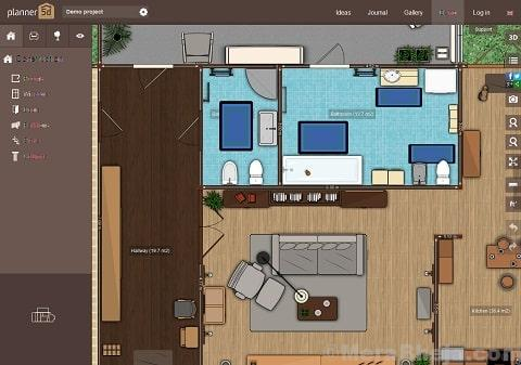 Planner 5d Interior Desing Software