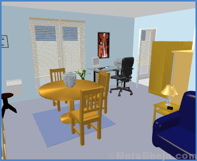 Sweet Home 3d Interior Desing