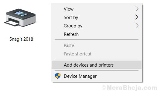 Add Printer Min