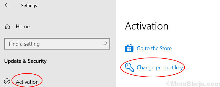 Activation Change Product Key Min