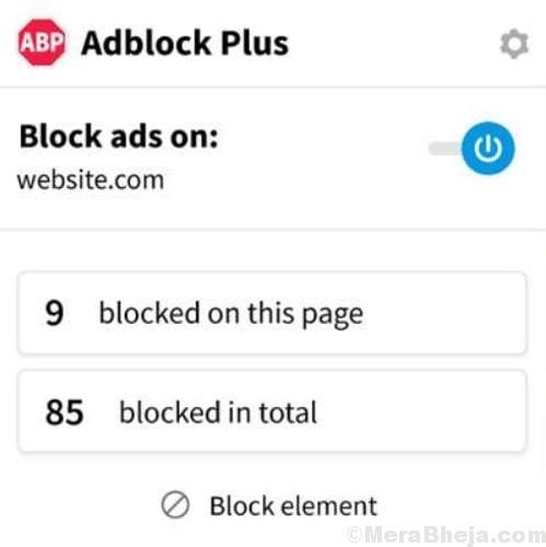 Adblock Edge Min
