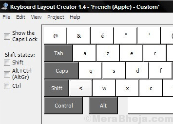 Microsoft Keyboard Layout Creator Min